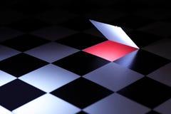 Принципиальная схема избежания Стоковая Фотография RF