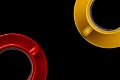 принципиальная схема кофе Стоковое Фото