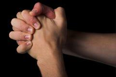 принципиальная схема молит символ вероисповедания стоковая фотография
