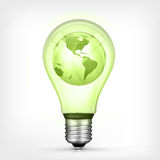 принципиальная схема относящая к окружающей среде Стоковые Изображения RF