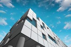 Принципиальная схема офиса Стоковое Изображение RF