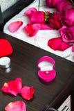 Принципиальная схема. предложение замужества Стоковое Изображение RF