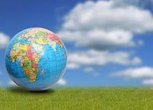 принципиальная схема сохраняет мир Стоковые Изображения RF