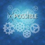 Принципиальная схема успеха дела: процесс принятия решений Стоковое фото RF