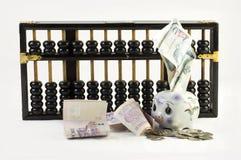 принципиальная схема финансовохозяйственная Стоковая Фотография