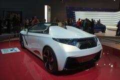 Принципиальная схема Хонда EV-ster Стоковое Фото