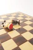принципиальная схема шахмат Стоковые Изображения