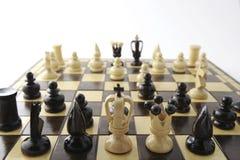 принципиальная схема шахмат Стоковые Фото