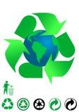 принципиальная схема экологическая Стоковые Изображения RF