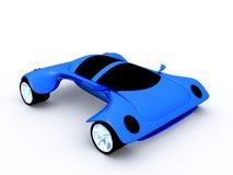 принципиальная схема 7 автомобилей Стоковые Изображения