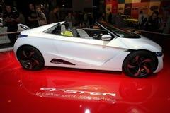 Принципиальная схема Honda EV-Ster Стоковая Фотография RF