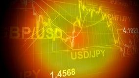 Принципиальная схема дела валют торгуя иллюстрация вектора