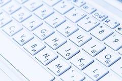 принципиальная схема компьютера входит interrrogation ключевой вопрос о клавиатуры заменяет желтый цвет Стоковое Изображение RF