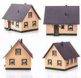 Принципиальная схема недвижимости стоковые фото