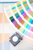 Принципиальная схема печатания стоковое изображение rf