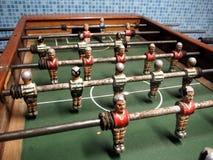 принципиальная схема предпосылки изолированная над белизной команды спорта футбола Стоковая Фотография