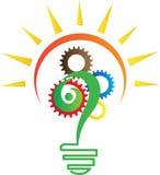 Принципиальная схема решения проблем Стоковые Изображения RF