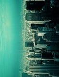 принципиальная схема урбанская Стоковое Фото
