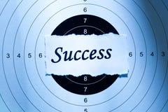 Принципиальная схема успеха стоковые фото