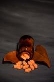 принципиальная схема фармацевтическая стоковое фото rf