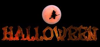 Принципиальная схема хеллоуина Стоковое Изображение RF