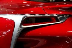 Принципиальная схема CIAS 2013 Lexus Стоковые Фотографии RF