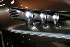 Принципиальная схема CIAS 2013 Lexus Стоковое Фото
