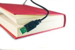 Принципиальная схема Ebook Стоковое Изображение RF