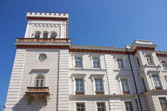 Принцы Замок Sulkowski в Bielsko-Biala Польше стоковая фотография