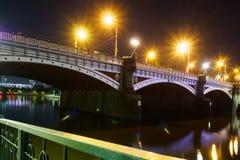Принцы Мост стоковое изображение rf