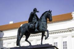 Принц Евгений савойя стоковая фотография
