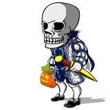 Принц хеллоуина Стоковые Фото