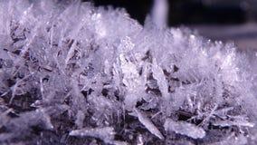 принятая полка изображения льда кристаллов Антарктики стоковые фотографии rf