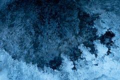 принятая полка изображения льда кристаллов Антарктики стоковые фото