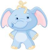 принятое фото 2009 слона младенца бесплатная иллюстрация