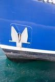 принятое stralsund корабля моря ветрила анкера прибалтийское немецкое старое Стоковая Фотография