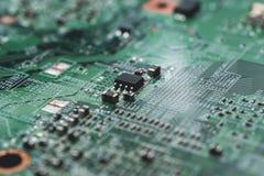 принятый компьютер цепи камеры доски 10mp школы иконы образования технология высокой установленная Стоковая Фотография