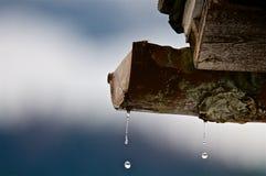2 приостанавливанных падения Стоковые Фото