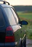припаркованный автомобиль Стоковое Фото