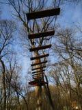 Припаркуйте для молодых alpinists, Kamenets Podolskiy, Украины Стоковое Изображение