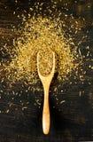 приправа Смесь высушенных трав для варить стоковая фотография