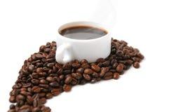 приправленный кофе Стоковое Фото
