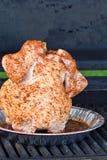 приправленный цыпленок Стоковые Фотографии RF