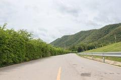 Природа гор дороги Стоковое Фото