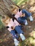 природа девушок Стоковое фото RF
