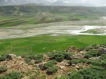 природа Ирана Стоковое Изображение