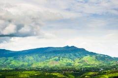 Природа ландшафта в Таиланде Стоковая Фотография RF