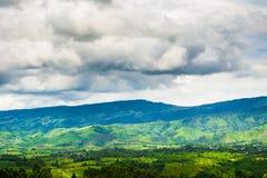 Природа ландшафта в Таиланде Стоковое Изображение