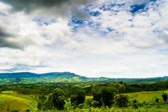 Природа ландшафта в Таиланде Стоковая Фотография