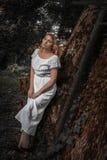 Природа; невеста s стоковое изображение rf